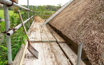 advantages of Grange Park thatch roofing